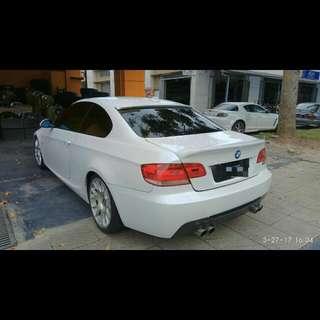 BMW E92 335i(2008) FOR RENT