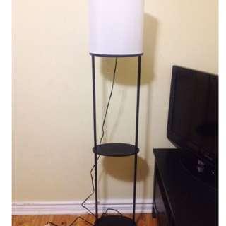 Mainstays Oval Floor Lamp