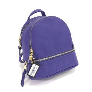 BEBE BAILEY MINI BACKPACK