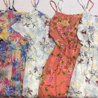 Chiffon Summer Dress