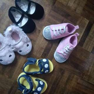shoes 0-6 months baby girl