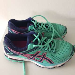 Asics GT1000 v4 Latdies Running Shoes