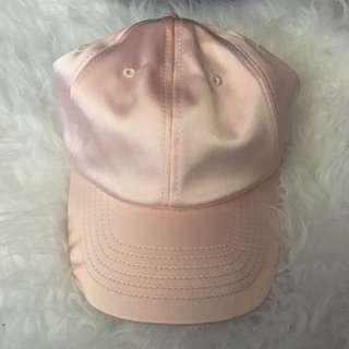 UO PINK BASEBALL CAP
