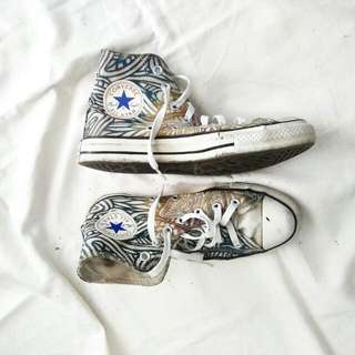 Converse Butterfly CT HI size 38 original