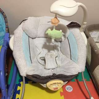 MOVING OUT SALE!!! ( Baby's Chair)