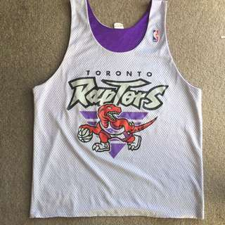 Raptors NBA Singlet (Mitchell & Ness)