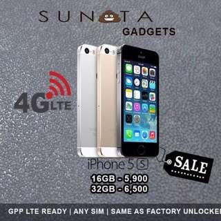 IPHONE 5s Price Drop!