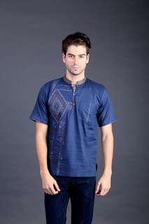 Baju Koko / Muslim Pria Garsel Fashion FHJ 003