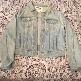 Garage Denim Jacket
