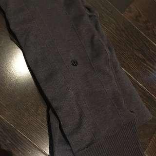 LuLulemon Dark Grey Leggings Size 2