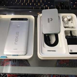 Huawei Nexus 6p Silver (128GB)