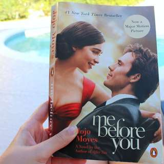 🔴Me Before You by Jojo Moyes🔴