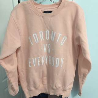 Toronto Vs Everyone Crew neck