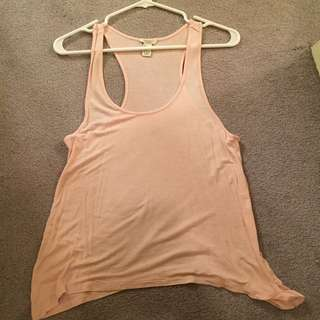 Pink Forever21 Tank Top
