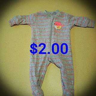 Girls Newborn Jumpsuit