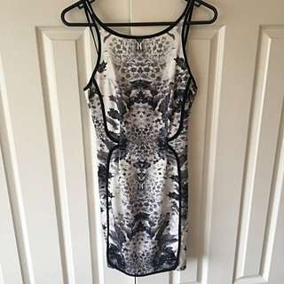 Size 6 Angel Biba Low Back Dress