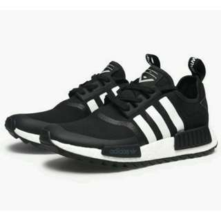 632924a67d68ae NEW Adidas NMD Trail PK Primeknit X White Mountaineering BA7518 Size 7.5 US  MEN