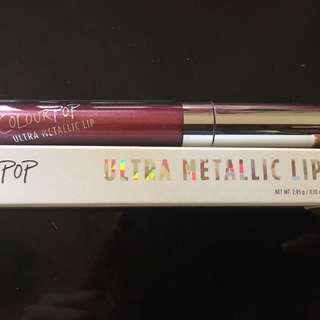 "Colourpop Ultra Metallic Lip ""3-way"""