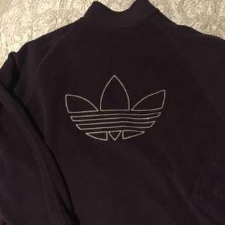 Vintage 90's adidas Trefoil Sweatshirt