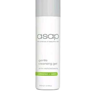 ASAP Gentle Cleansing Gel Cleanser Moisture Skin New Soap Free 200ml Authorise Stockist RRP $49