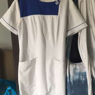 second hand nyp nursing uniform