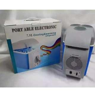 Auto Car Portable Electronic Refrigerator