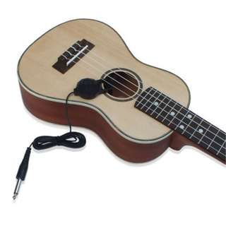 BNIB Clip-on Pickup For Acoustic Instruments (Guitars & Ukuleles)
