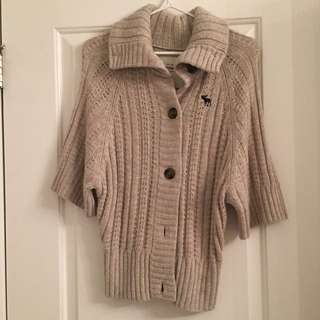 Knit Button Up Cardigan