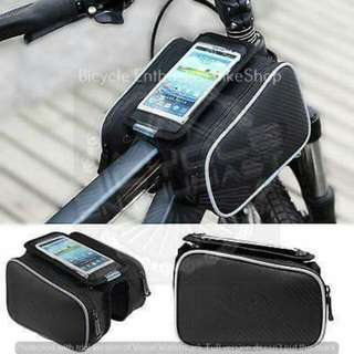 ROSWHEEL Frame Top Tube Double Sided Bag