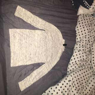 Long Sleeved T xs
