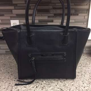 Steve Madden Leather Purse (looks Like The Celine Phantom Bag)