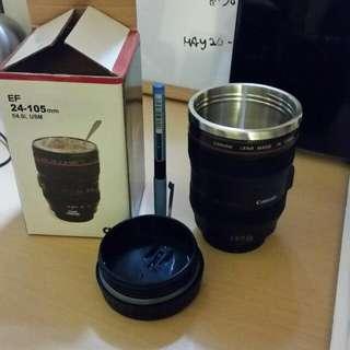 Black Lens Mug