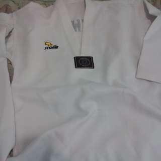Storm Taekwondo uniform