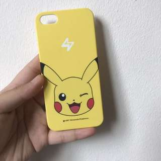 Pikachu Hard Cover For iPhone 5/5S