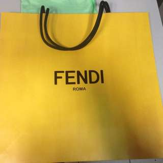 Authentic Fendi