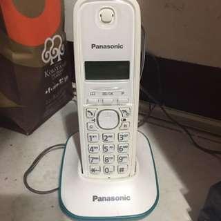 際牌數位無線電話