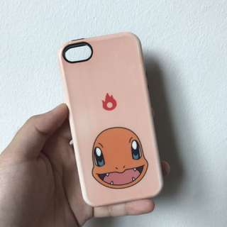 Charmander Hard Case For iPhone 5/5S