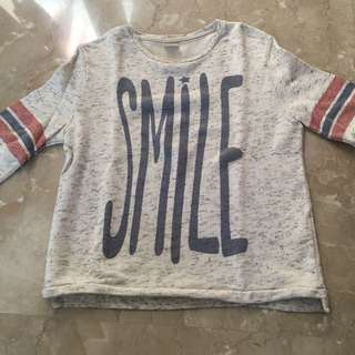 Sweater Smile Zara