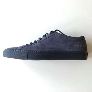 Common Projects - Achilles Low (Navy Suede)