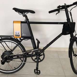 Electronic Bicycle YunBike 200w