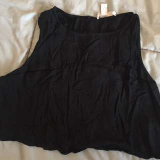 Crop Top Forever21 Size M
