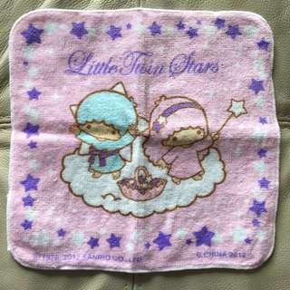 Little Twin Stars 毛巾仔