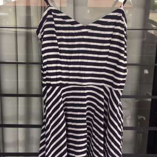COTTON ON STRIPED DRESS