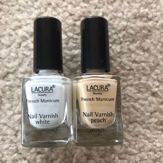 Lacura French Manicure Kit