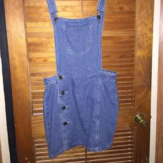 #thecafe The Overall Dress
