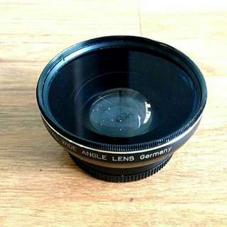Wide Angle Macro Lens Adaptor
