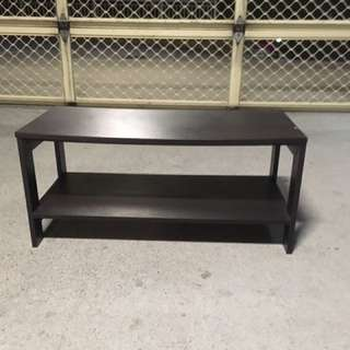 Brown TV Unit Stand