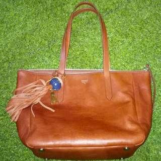 Sydney Shopper Brown