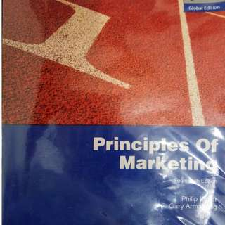 NTU BU8501 - Marketing for the 21st Century - Textbook - Principles of Marketing
