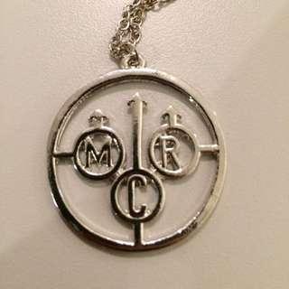 My Chemical Romance Band Necklace